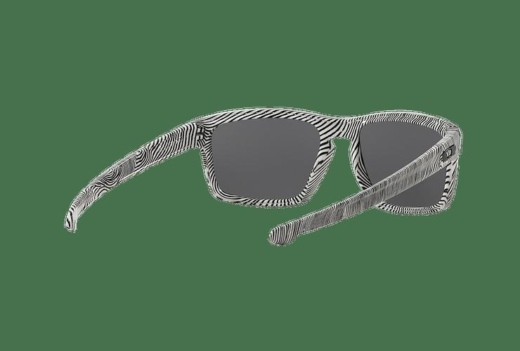 Oakley Sliver Ed. Especial Fingerprint White lente Black Iridium cod. OO9262-1557 - Image 7