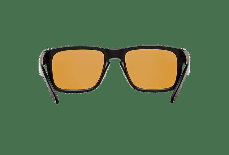 Oakley Holbrook Matte Black lente Bronze Polarized cod. OO9102-9855 - Image 6