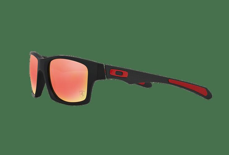 Oakley Jupiter Carbon Ed. Especial Ferrari Carbon lente Ruby Iridium Polarized cod. OO9220-06 - Image 2