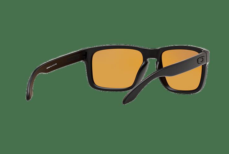 Oakley Holbrook Matte Black lente Bronze Polarized cod. OO9102-9855 - Image 7