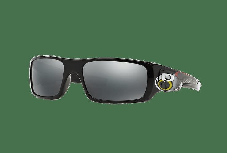 Oakley Crankshaft Ed. Especial Troy Lee Polished Black lente Black Iridium cod. OO9239-1860 - Image 1