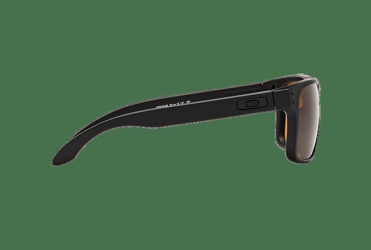Oakley Holbrook Matte Black lente Bronze Polarized cod. OO9102-9855 - Image 9