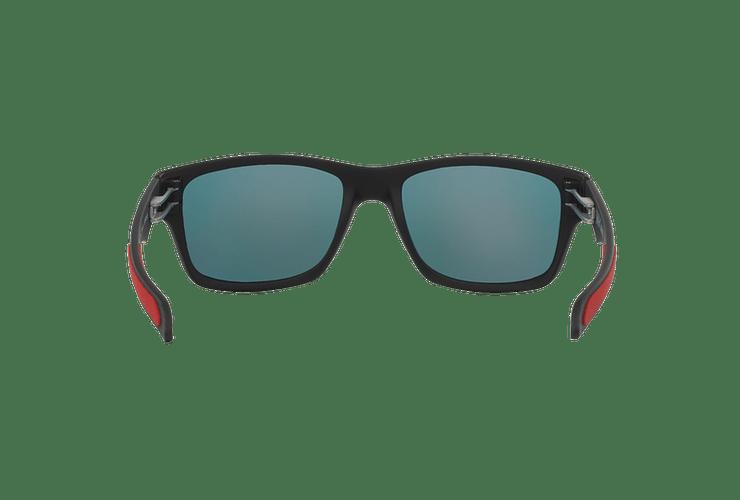 Oakley Jupiter Carbon Ed. Especial Ferrari Carbon lente Ruby Iridium Polarized cod. OO9220-06 - Image 6