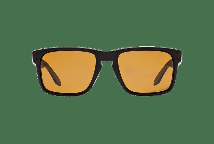 Oakley Holbrook Matte Black lente Bronze Polarized cod. OO9102-9855 - Image 12