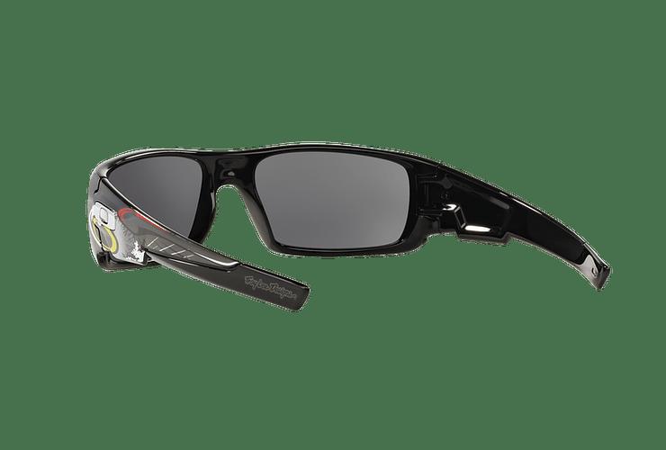 Oakley Crankshaft Ed. Especial Troy Lee Polished Black lente Black Iridium cod. OO9239-1860 - Image 5
