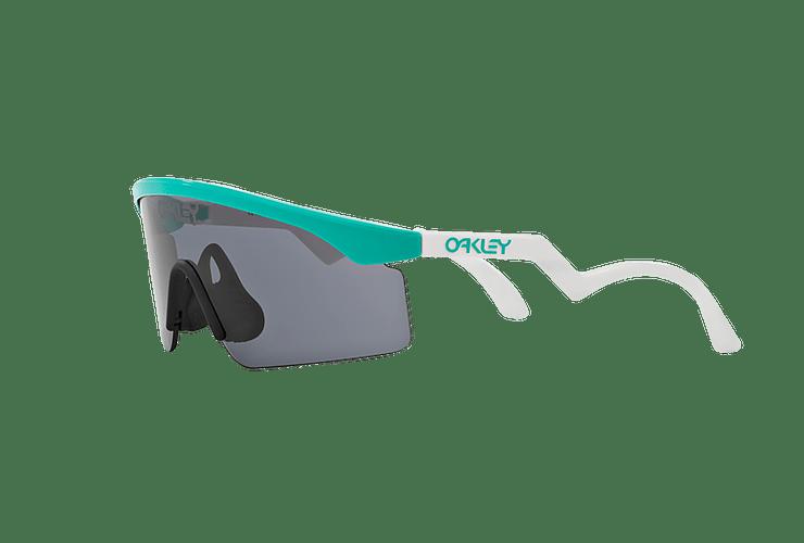 Oakley Razor Blades Ed. Especial Heritage Seafoam lente Dark Gray cod. OO9140-11 - Image 2