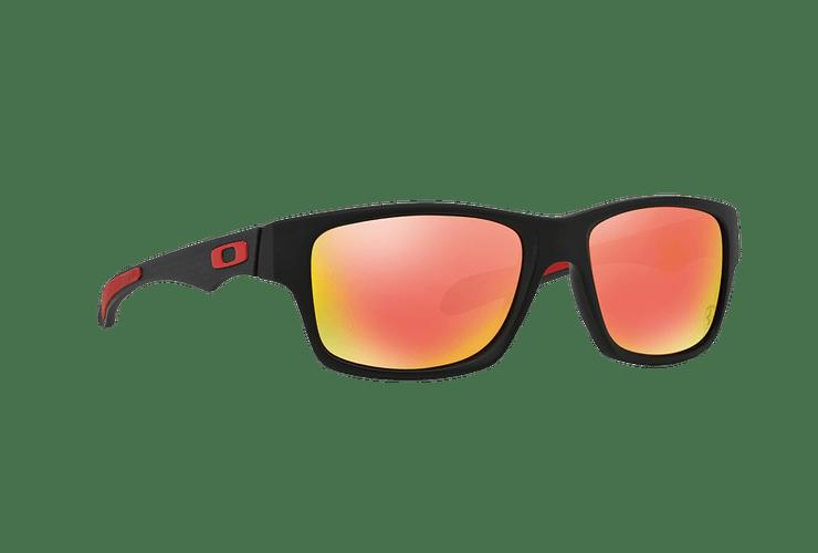 Oakley Jupiter Carbon Ed. Especial Ferrari Carbon lente Ruby Iridium Polarized cod. OO9220-06 - Image 11