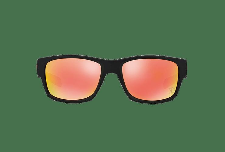 Oakley Jupiter Carbon Ed. Especial Ferrari Carbon lente Ruby Iridium Polarized cod. OO9220-06 - Image 12