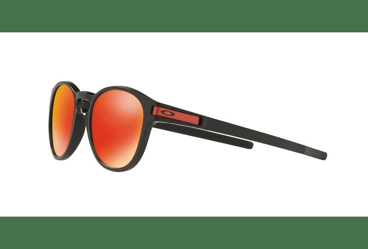 Oakley Latch Matte Black lente Ruby PRIZM cod. OO9265-2953 - Image 2
