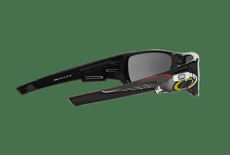 Oakley Crankshaft Ed. Especial Troy Lee Polished Black lente Black Iridium cod. OO9239-1860 - Image 8