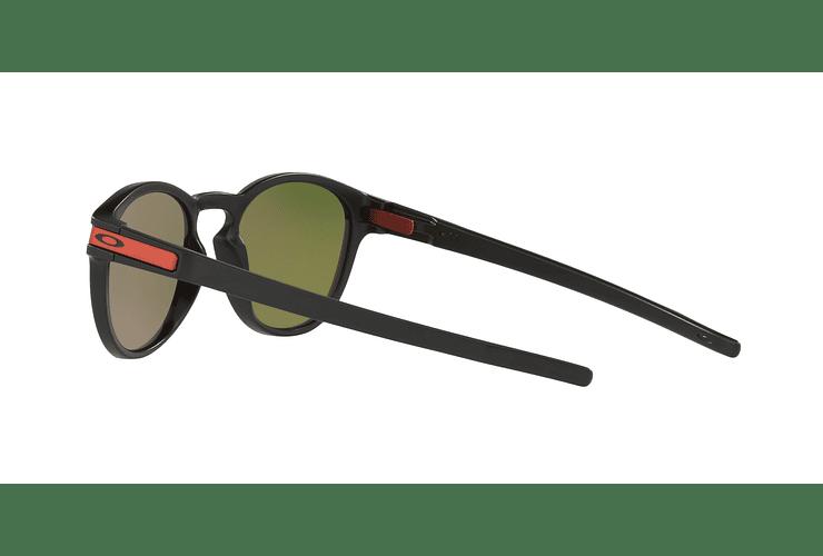 Oakley Latch Matte Black lente Ruby PRIZM cod. OO9265-2953 - Image 4