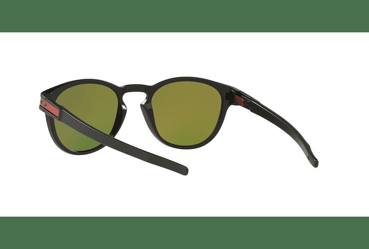 Oakley Latch Matte Black lente Ruby PRIZM cod. OO9265-2953 - Image 5