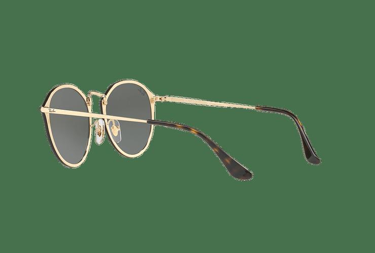 Ray Ban Blaze Round Gold lente Green cod. RB3574N 001/71 59 - Image 4