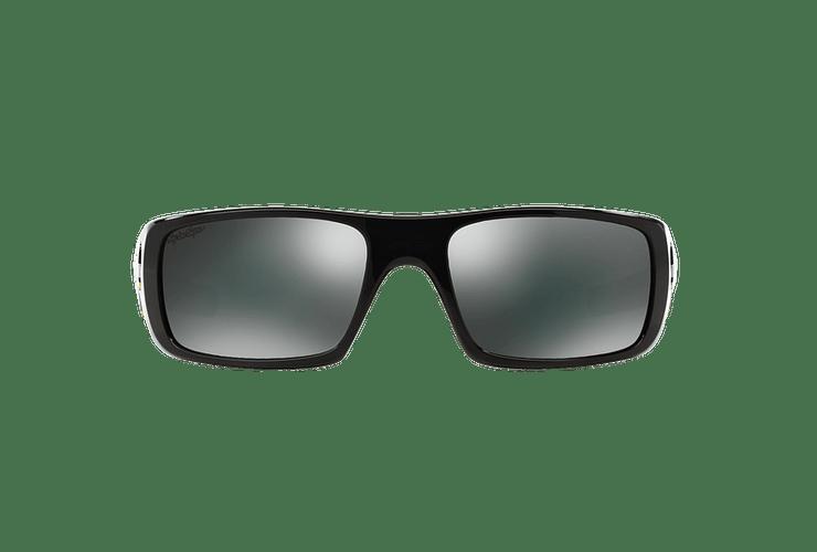 Oakley Crankshaft Ed. Especial Troy Lee Polished Black lente Black Iridium cod. OO9239-1860 - Image 12
