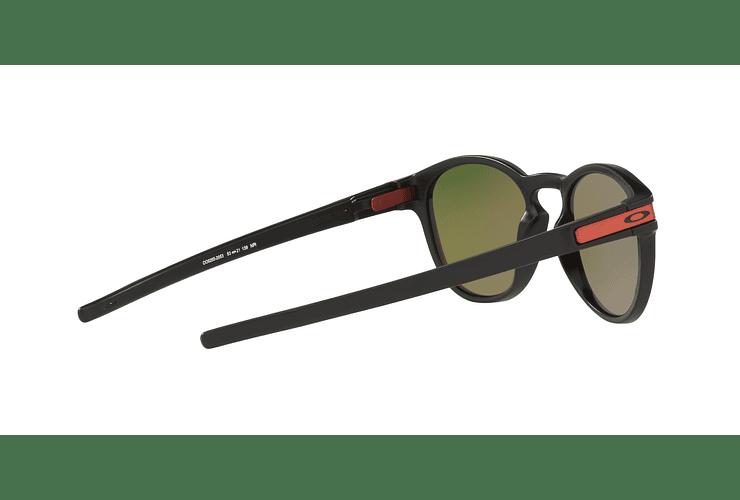 Oakley Latch Matte Black lente Ruby PRIZM cod. OO9265-2953 - Image 8