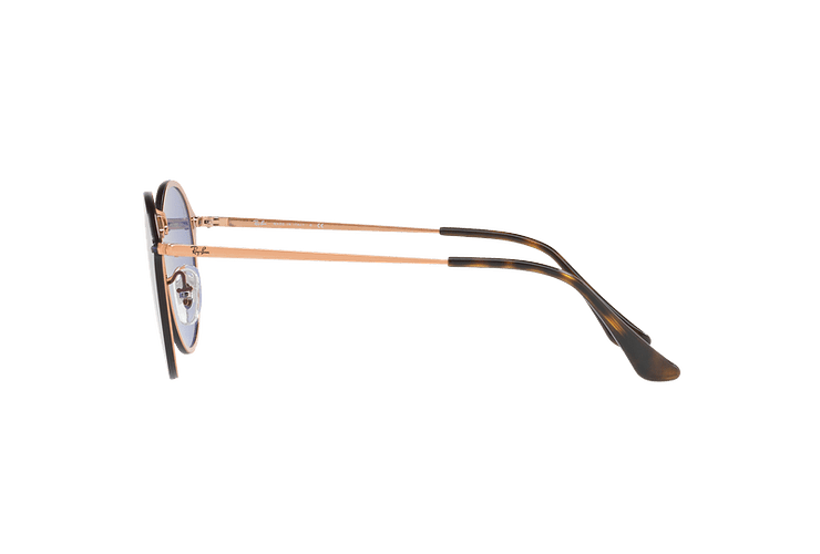 Ray Ban Blaze Round Copper lente Blue / Silver Mirror cod. RB3574N 90351U 59 - Image 3