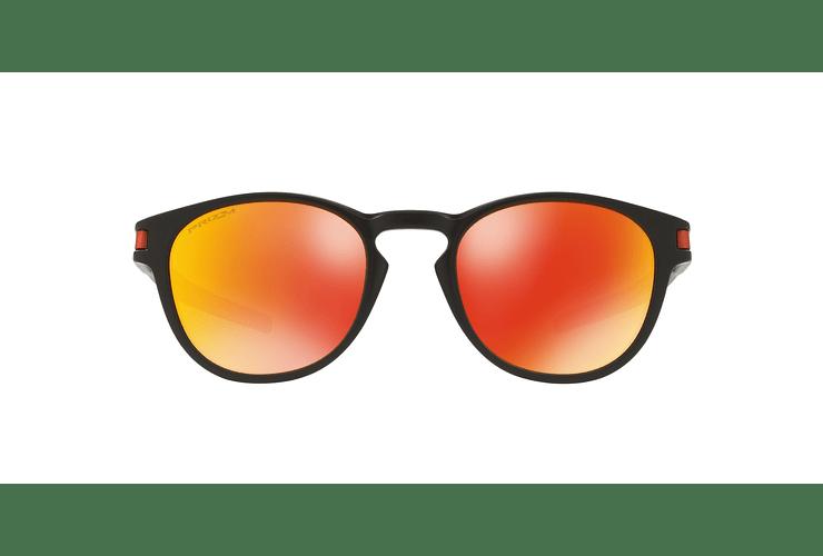 Oakley Latch Matte Black lente Ruby PRIZM cod. OO9265-2953 - Image 12