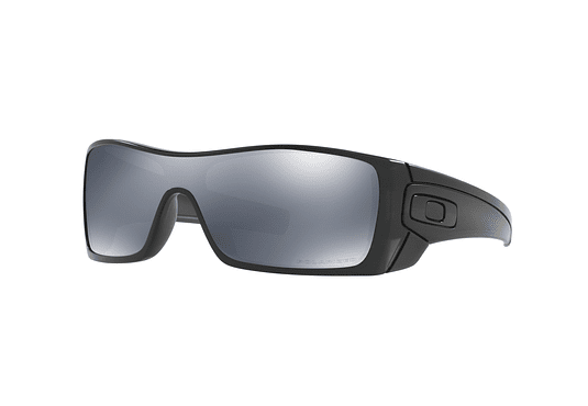 Oakley Batwolf Matte Black Ink lente Black Iridium Polarized cod. OO9101-3527