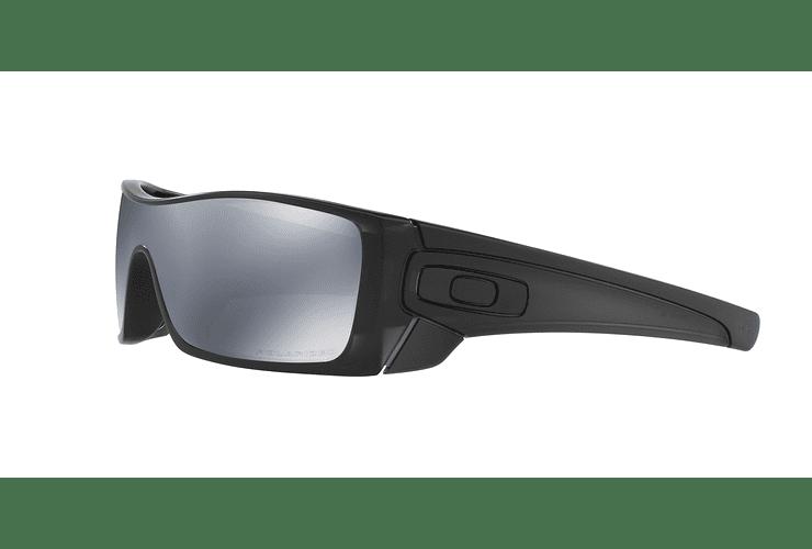Oakley Batwolf Matte Black Ink lente Black Iridium Polarized cod. OO9101-3527 - Image 2