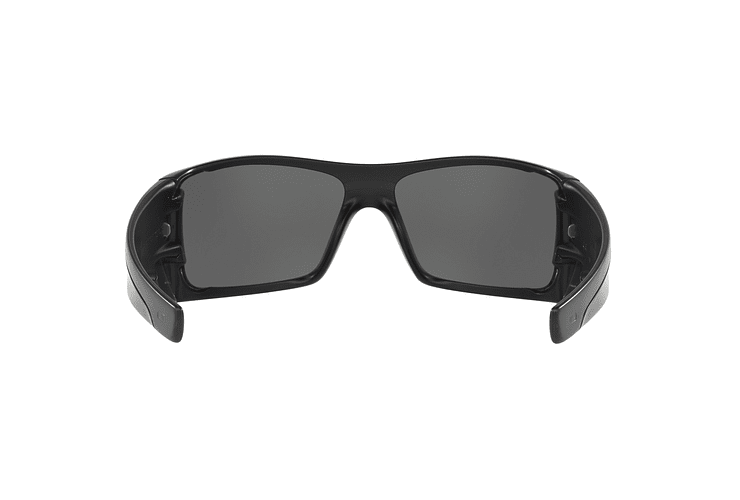 Oakley Batwolf Matte Black Ink lente Black Iridium Polarized cod. OO9101-3527 - Image 6