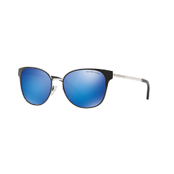 Michael Kors Tia Black / Silver lente Cobalt mirror cod. MK1022 118525 54