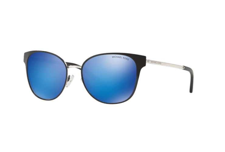 Michael Kors Tia Black / Silver lente Cobalt mirror cod. MK1022 118525 54 - Image 1