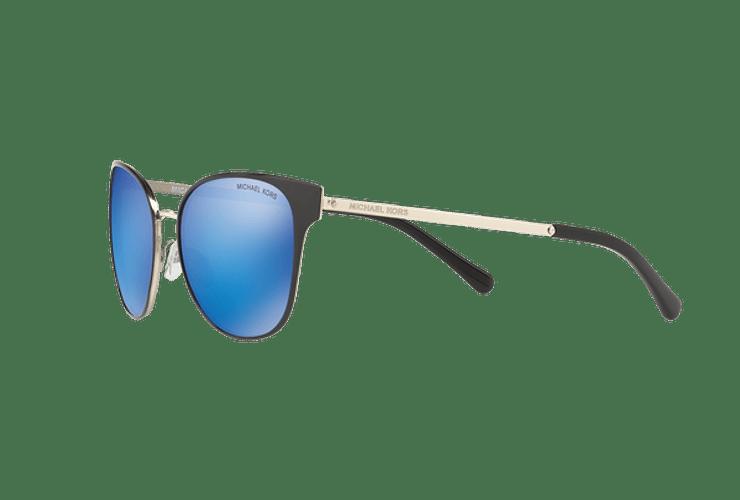 Michael Kors Tia Black / Silver lente Cobalt mirror cod. MK1022 118525 54 - Image 2