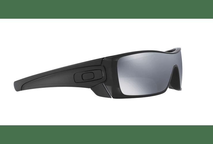 Oakley Batwolf Matte Black Ink lente Black Iridium Polarized cod. OO9101-3527 - Image 10