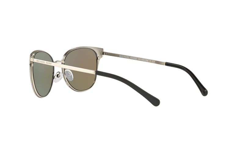 Michael Kors Tia Black / Silver lente Cobalt mirror cod. MK1022 118525 54 - Image 4