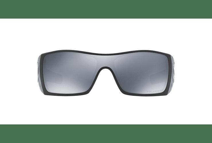 Oakley Batwolf Matte Black Ink lente Black Iridium Polarized cod. OO9101-3527 - Image 12