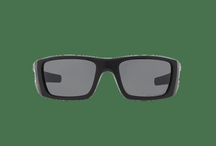 Oakley Fuel Cell Matte Black lente Grey Polarized cod. OO9096-0560 - Image 12