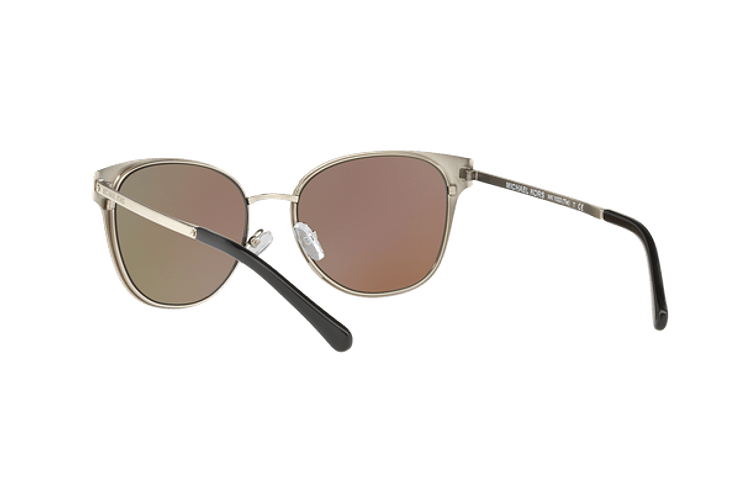 Michael Kors Tia Black / Silver lente Cobalt mirror cod. MK1022 118525 54 - Image 5