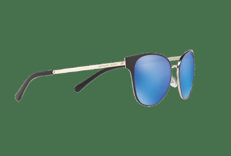 Michael Kors Tia Black / Silver lente Cobalt mirror cod. MK1022 118525 54 - Image 10