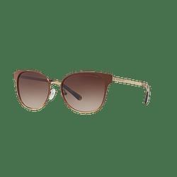 Michael Kors Tia Brown gradient pale gold lente Smoke gradient cod. MK1022 118213 54