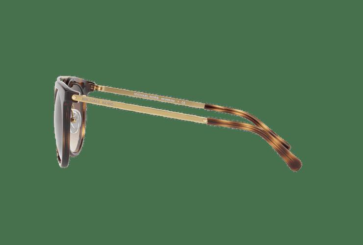 Michael Kors Ila Dark Tortoise lente Smoke gradient cod. MK2056 327013 50 - Image 3
