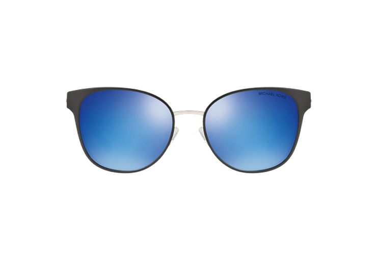 Michael Kors Tia Black / Silver lente Cobalt mirror cod. MK1022 118525 54 - Image 12