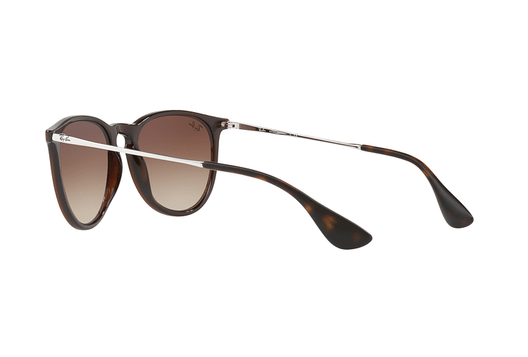 Ray Ban Erika Brown / blue lente Dark Brown Gradient cod. RB4171 631513 54 - Image 4