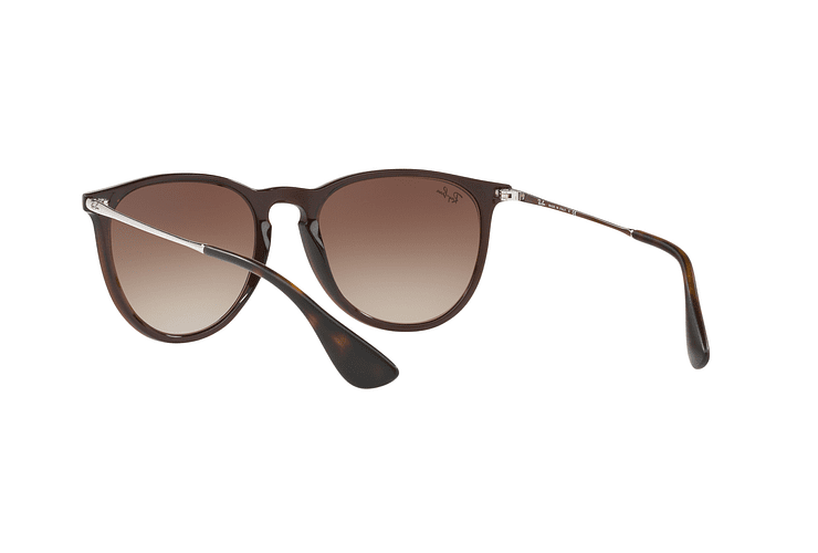 Ray Ban Erika Brown / blue lente Dark Brown Gradient cod. RB4171 631513 54 - Image 5