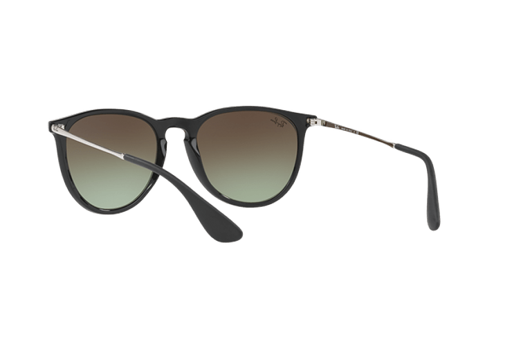 Ray-Ban Erika Black / Red lente Green Gradient Brown cod. RB4171 6316E8 54 - Image 5