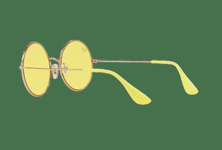Ray Ban Ja-jo Round Shiny Copper lente Yellow Classic cod. RB3592 9035C9 55 - Image 4