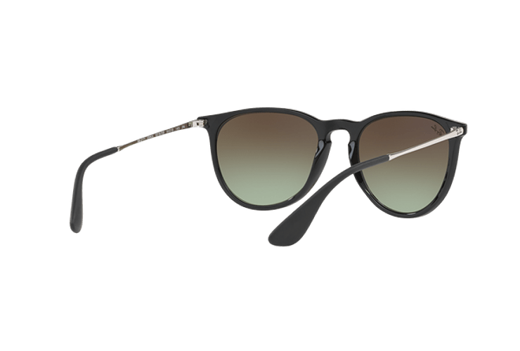 Ray-Ban Erika Black / Red lente Green Gradient Brown cod. RB4171 6316E8 54 - Image 7