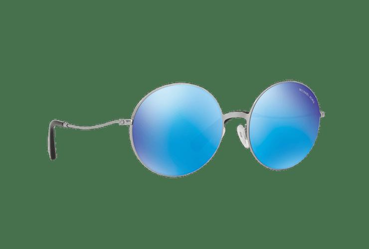 Michael Kors Kendall II Silver lente Teal mirror cod. MK5017 100125 55 - Image 11
