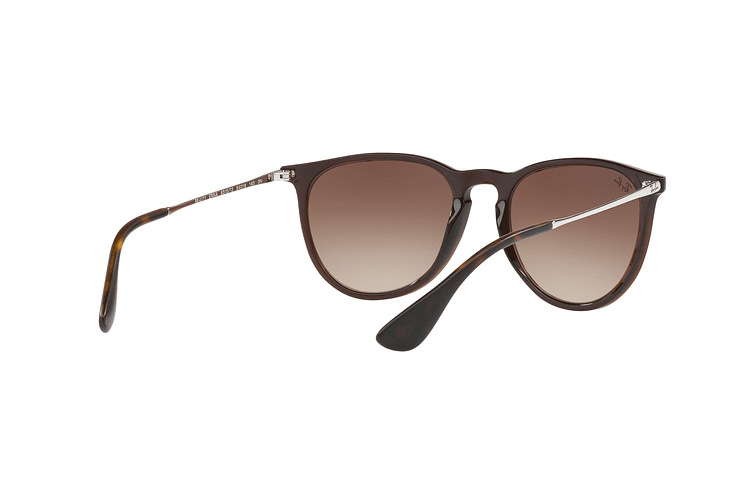 Ray Ban Erika Brown / blue lente Dark Brown Gradient cod. RB4171 631513 54 - Image 7