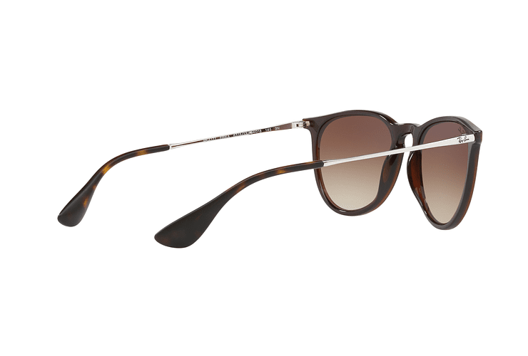 Ray Ban Erika Brown / blue lente Dark Brown Gradient cod. RB4171 631513 54 - Image 8