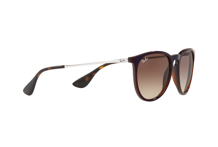 Ray Ban Erika Brown / blue lente Dark Brown Gradient cod. RB4171 631513 54 - Image 10