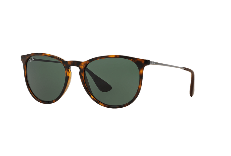 Ray Ban Erika Light Havana lente Green cod. RB4171 710/71 54 - Image 1