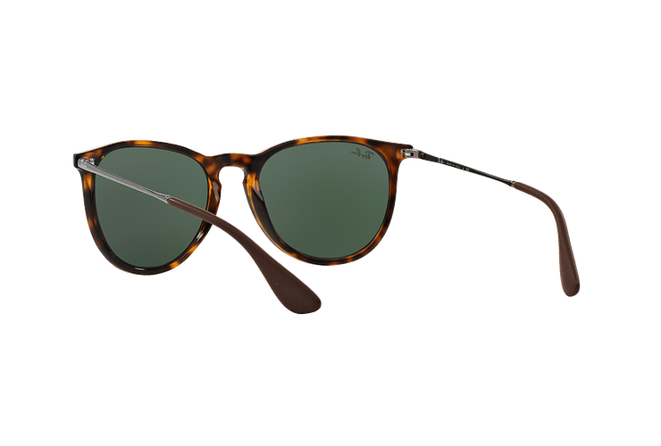Ray Ban Erika Light Havana lente Green cod. RB4171 710/71 54 - Image 5