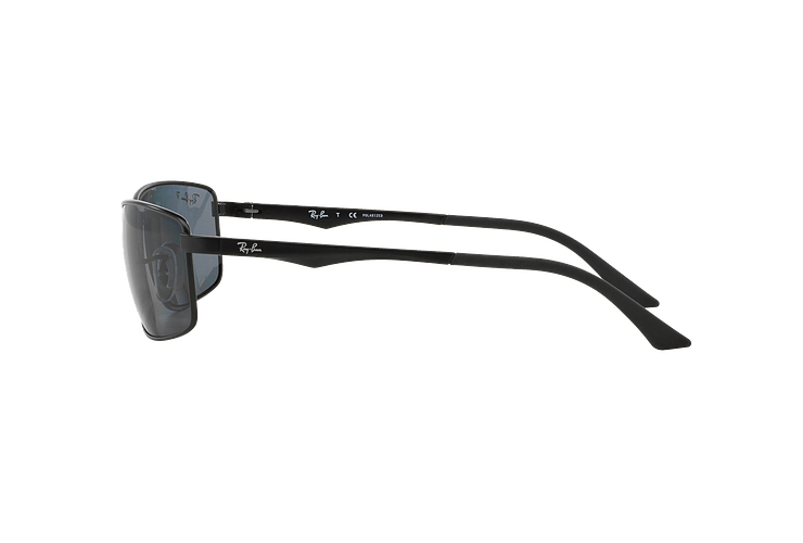 Ray-Ban Active RB3498 Matte Black lente Grey Polarized cod. RB3498 006/81 61 - Image 3
