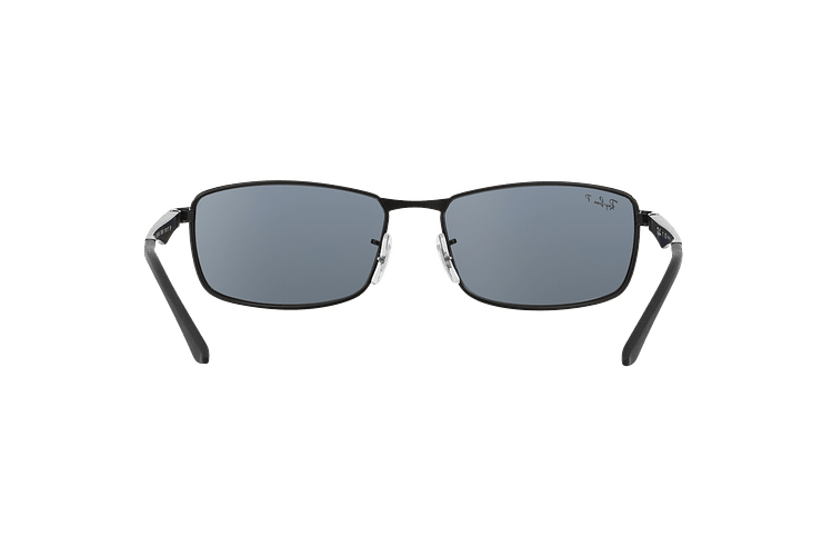 Ray-Ban Active RB3498 Matte Black lente Grey Polarized cod. RB3498 006/81 61 - Image 6