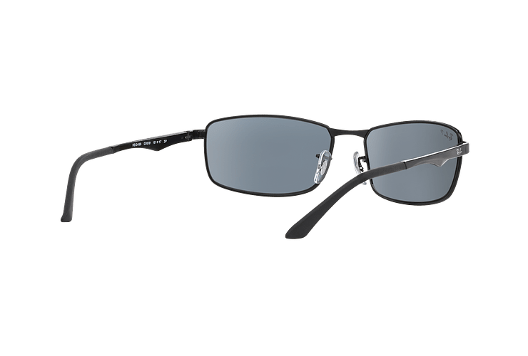 Ray-Ban Active RB3498 Matte Black lente Grey Polarized cod. RB3498 006/81 61 - Image 7